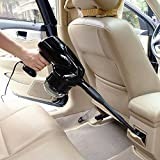HomDSim Car Auto Handheld Vacuum Cleaner Action Dustbuster Powerful Super Suction 4000PA Dry For Car 12V 100W