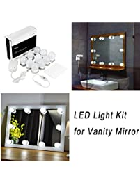 Hollywood Style LED Vanity Mirror Lights ...