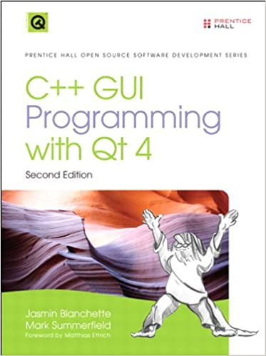Amazon com: C++ GUI Programming with Qt4 (2nd Edition) eBook