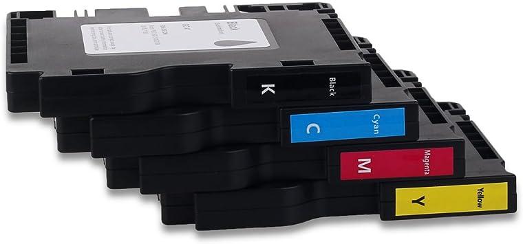 HEMEI GC 41 Cartucho de tinta de sublimación compatible para Ricoh ...