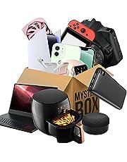 Mystery Box Gaming, Random Surprise Box Electronic, Slumpmässigt Erhållen Telefon Drone Smart Watch Digital Camera, Mycket Prisvärt