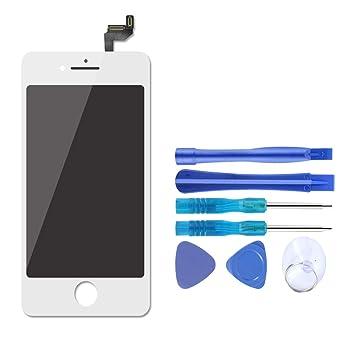 Pantalla Frontal de la Tableta de reemplazo para iphone6s Pantalla táctil LCD Digitalizador Tablet PC Módulo de Pantalla Portátil Parte de reemplazo: ...