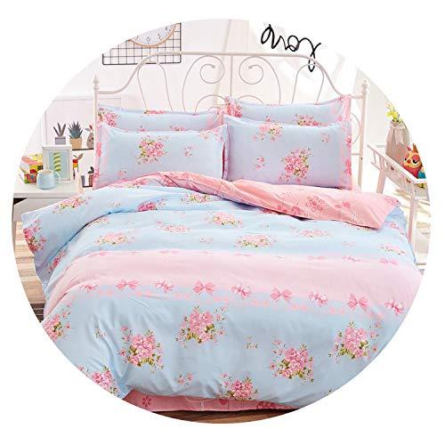 Pig pig -bedandbath Bedding Sets Cotton Set Reactive Printing Queen Full Size 4 -