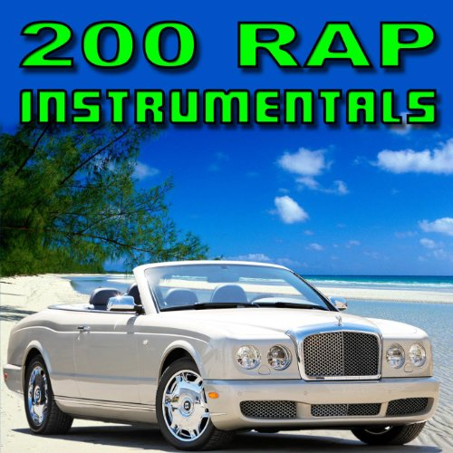 Rap Instrumental Cd - 2