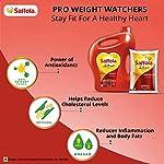 Saffola Active, Pro Weight Watchers Edible Oil, Jar, 5 L 11