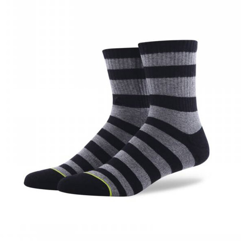 Amazon.com: PinkBTFY Mens Printed Socks Cycling Compression Stockings Gym Socks For Running Stripe Sport Socks MK5021H5 L: Clothing