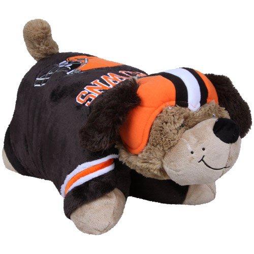Nfl Novelty Pillow - NFL Cleveland Browns Pillow Pet