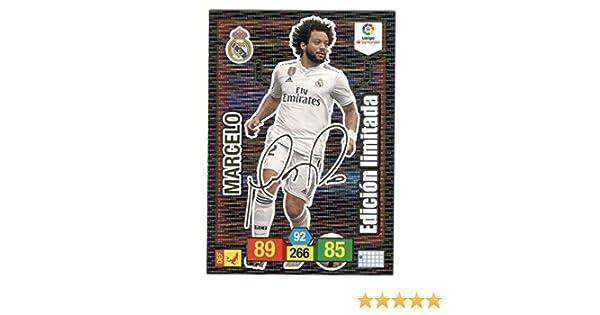 Adrenalyn XL Card Firmada Marcelo (Real Madrid) Liga 2018 2019 ...