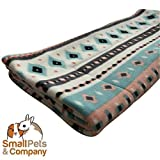 Guinea Pig Fleece Cage Liner for Midwest Habitat | Guinea Pig Bedding | Guinea Pig Fleece | Pretty Tribal
