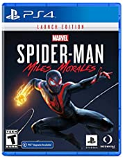 Marvel's Spider-Man: Miles Morales Launch Edition - PlayStation 4