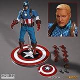 Captain America 1:12 Collective Action Figure