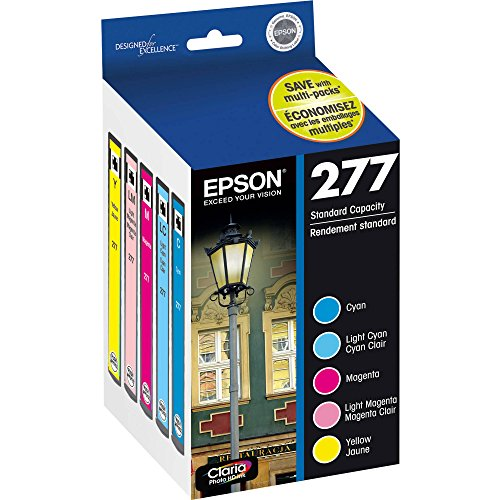 Inkjet Ink Epson Expression Xp-850 1-sd Five Clr Multipack