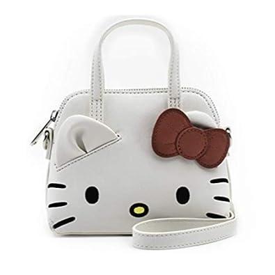 d2c30b7fb06d Loungefly x Hello Kitty Mini Dome Crossbody Bag (One Size