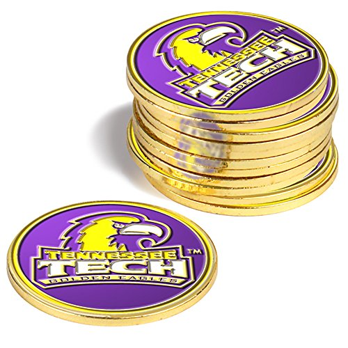 (NCAA Tennessee Tech Eagles - 12 Pack Ball Markers)