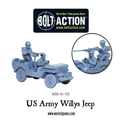 Us Army Willy's Jeep Miniature Us Army Willys Jeep
