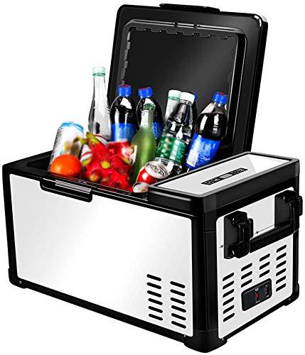 GWFVA Refrigerador/congelador portátil para automóvil Xinjin 25L ...