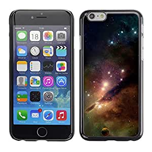 Planetar® ( Luxury Of The Stars ) Apple iPhone 6 / 6S (4.7 inches!!!) Fundas Cover Cubre Hard Case Cover