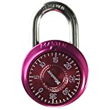Master Lock 1530DCM X-treme Combination Lock in Assorted Colors - (1 Lock per Package)