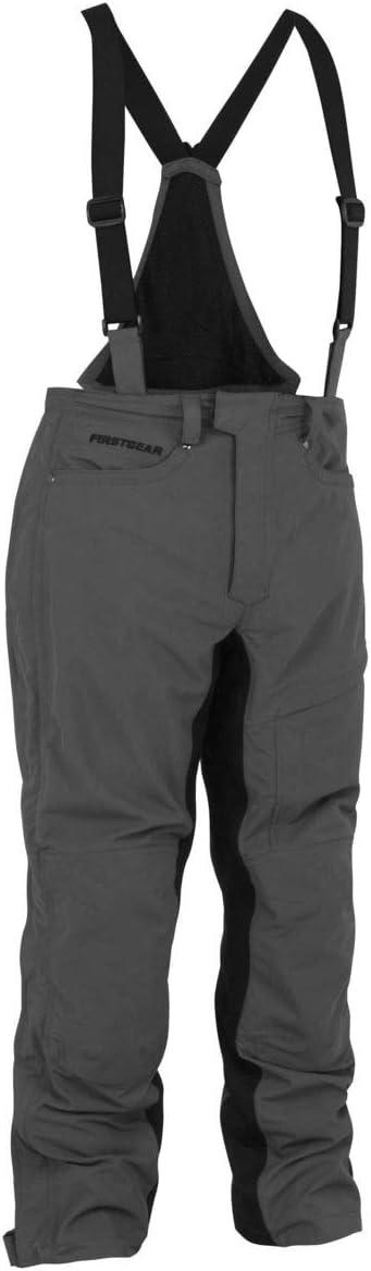 Grey Firstgear Kilimanjaro Textile Pants 36
