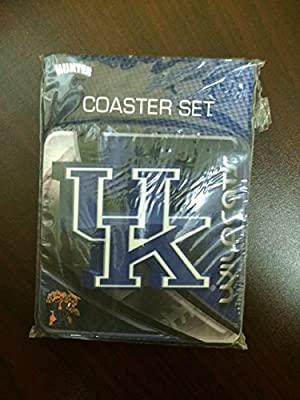 Kentucky Wildcats Neoprene Coaster Set (4-pack)