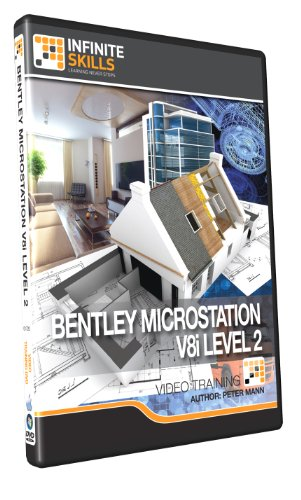 bentley-microstation-v8i-level-2-training-dvd