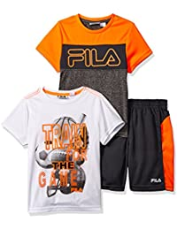 Boys' 3 Piece Athletic Set