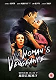 A Woman's Vengeance [DVD]
