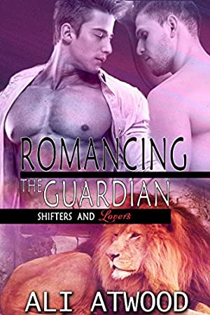 book cover of Romancing The Guardian