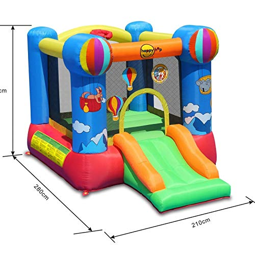 Hüpfburg 3710 - Castillo Hinchable para niños, diseño del ...