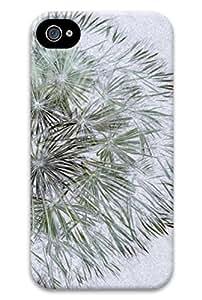 Online Designs Dandelion green PC Hard new iphone 4 For Casemen funny