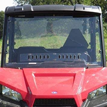 GCL 2015 Polaris Ranger 570 Crew Mid Size Front Windshield with Hard Coat D.O.T. Approved MR10