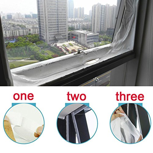 USHOT Air Conditioner Accessories, Airlock Window Sealing For Mobile Air Conditioners And Exhaust Air Dryers by USHOT