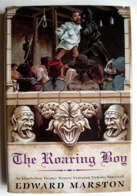book cover of The Roaring Boy