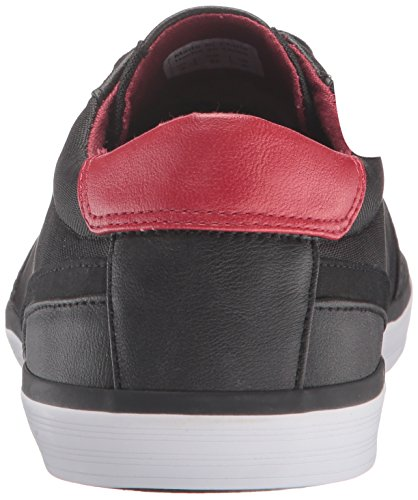Call It Spring Mens Shaddoc Fashion Sneaker Black Synthetic qA5Zr