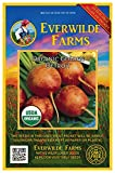 buy Everwilde Farms - 100 organic Golden Detriot Beet Seeds - Gold Vault Packet now, new 2019-2018 bestseller, review and Photo, best price $2.98