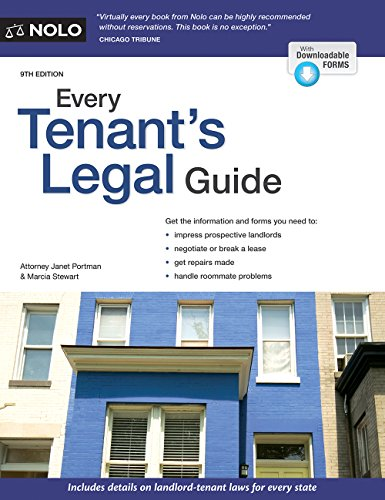 (Every Tenant's Legal Guide )