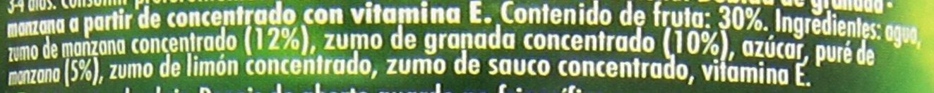Granini - Granada - Nectar con antioxidantes de la vitamina E - 1 l: Amazon.es: Alimentación y bebidas