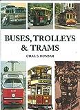 """""""Buses Trolley's & Trams"""" av Chas S. Dunbar"""