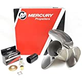 MERCURY ENERTIA 3 BLADE SS PROPELLER 14 x 19 PITCH