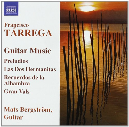 - Francisco Tarrega: Guitar Music