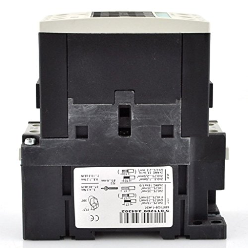 Direct Replacement For Siemens 3RT1036 Contactor 3RT1036-1AK61 120/110V Coil, 50/60Hz 50 Amp with 1 year warranty 3RT 1036 by Brah Electric (Image #2)