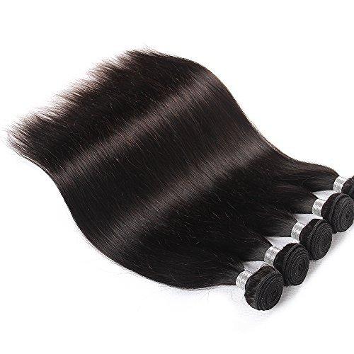 Brazilian Virgin Hair Straight 100% Unprocessed Human Hai...
