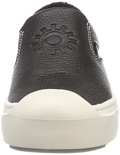 Noir Heybrid 5201010 schwarz Femme Sneaker Baskets wwtcpq1R