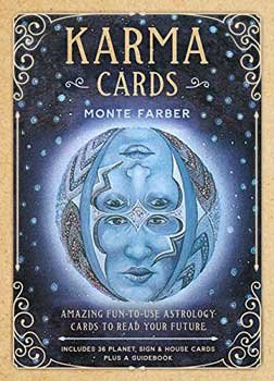 Fortune Telling Novelty Toys Tarot Cards Karma Cards Amazon Fun To Use Astrology Read Your - Panel Victorian Sage