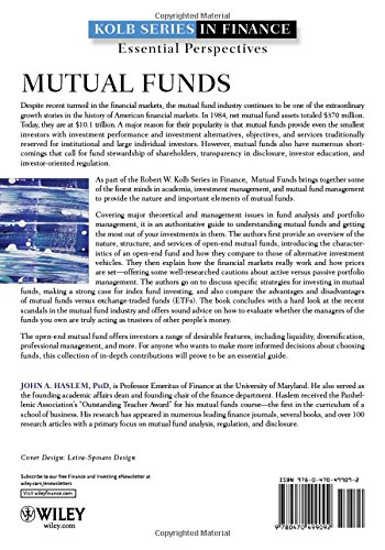 51Xu0e4AwqL - Mutual Funds: Portfolio Structures, Analysis, Management, and Stewardship