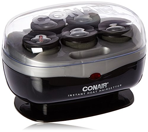 Conair Instant Travel Rollers Black