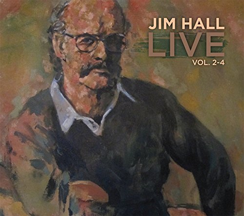 - Jim Hall Live! Vol. 2-4 (3 CD set)