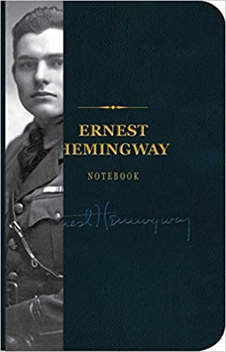 Ernest Hemingway Signature Notebook (5) (The Signature Notebook Series)