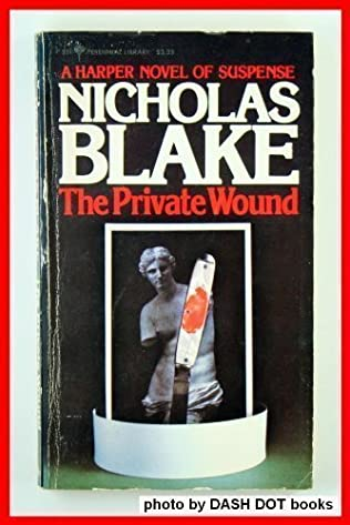 book cover of The Private Wound