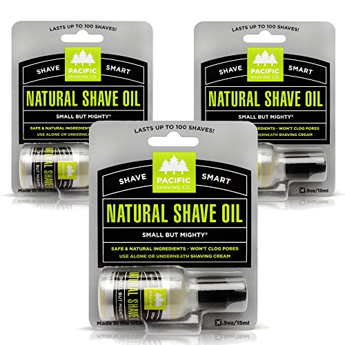 Pacific Shaving Company Natural Pack